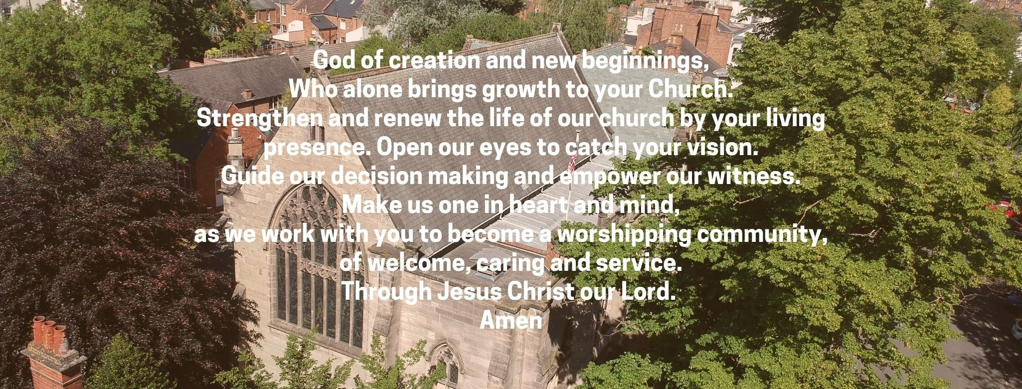 HT parish prayer 10 10 20
